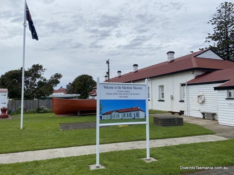 Low Head Pilot Station and Maritime Museum