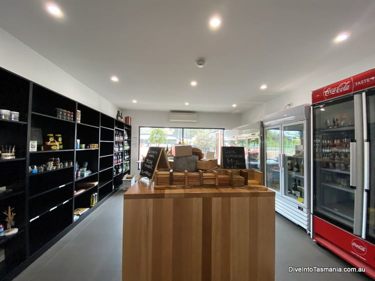 NRMA St Helens Waterfront Holiday Park Providore