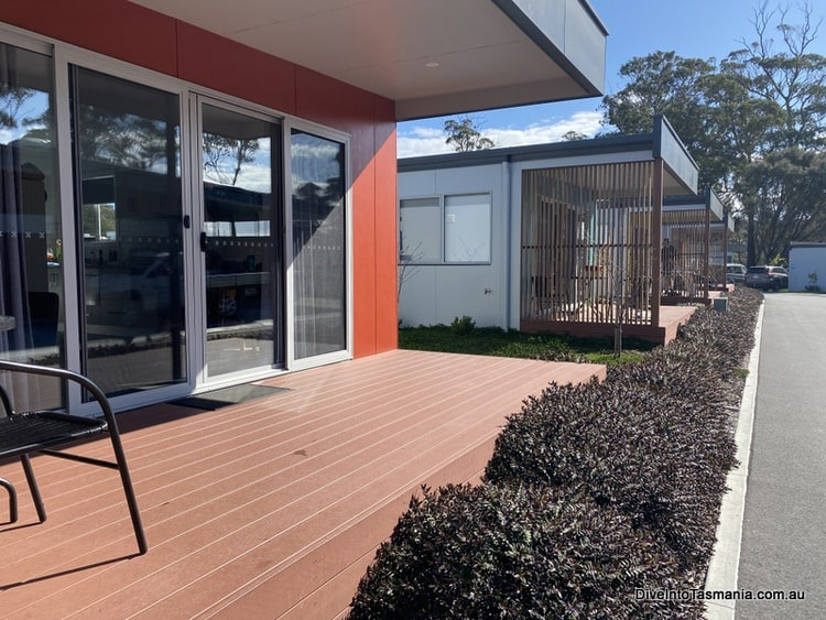 NRMA St Helens Waterfront Holiday Park