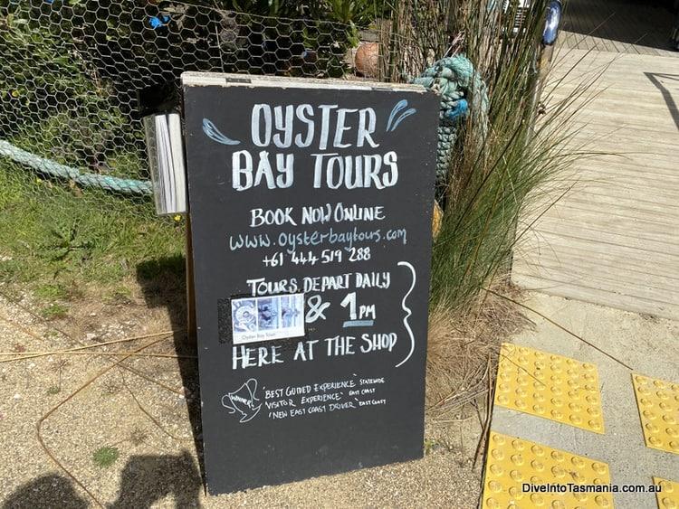 Freycinet Marine Farm Tour
