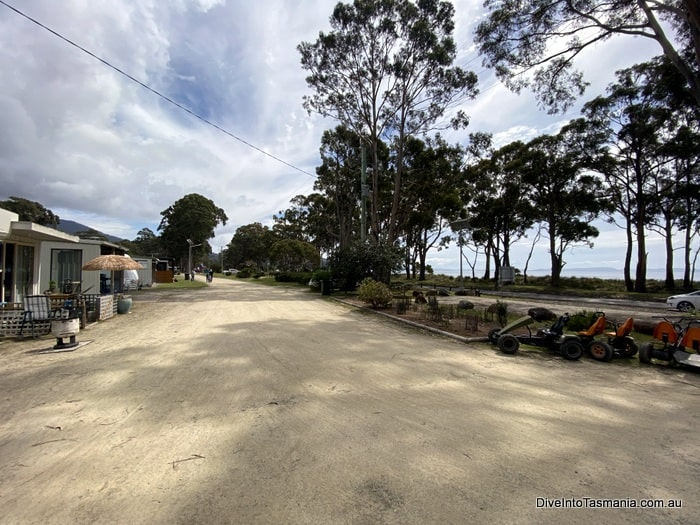 Captain Cook Holiday Park Bruny Island