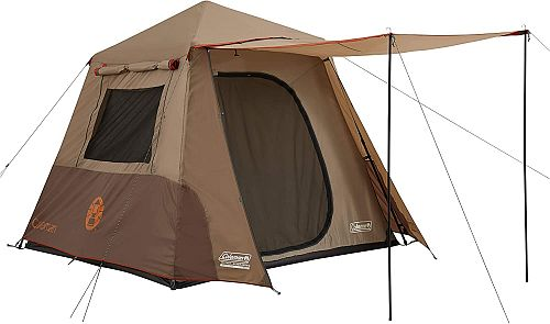 Coleman Silver Series Instant Up Family Tent