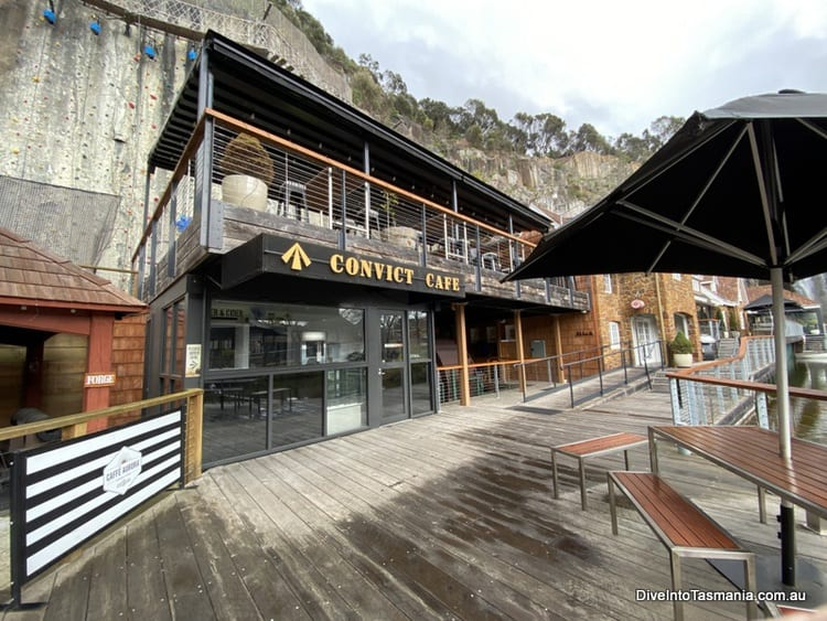 Penny Royal Adventures Convict Cafe