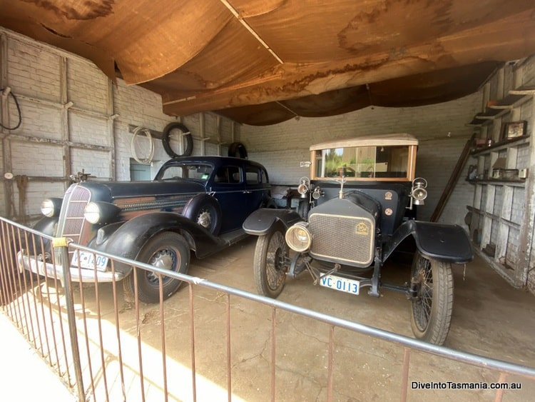 Woolmers Estate Coach House cars