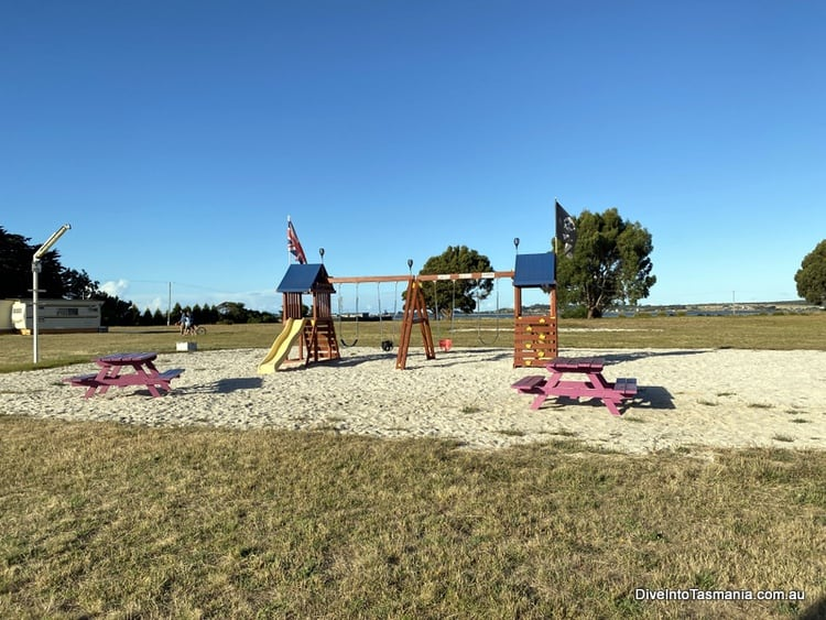 Big4 Kelso Sands Holiday Park playground