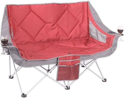 Oztrail Galaxy Double Moon Camping Chair