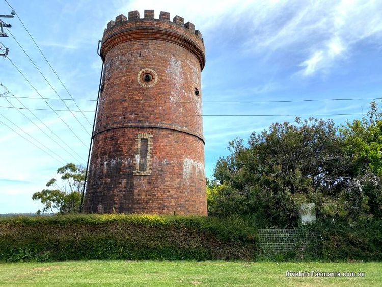Stone Water Tower