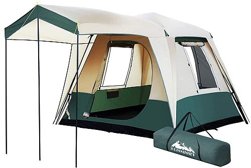 Weisshorn Instant Up Camping Tent