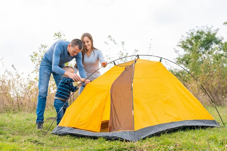 Ultimate Guide To The Best Family Tent Australia [2021]