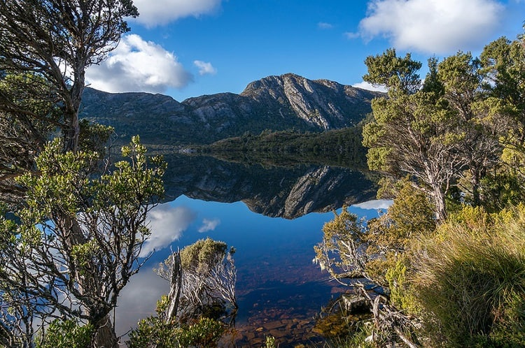 Cradle Mountain and the Dove Lake