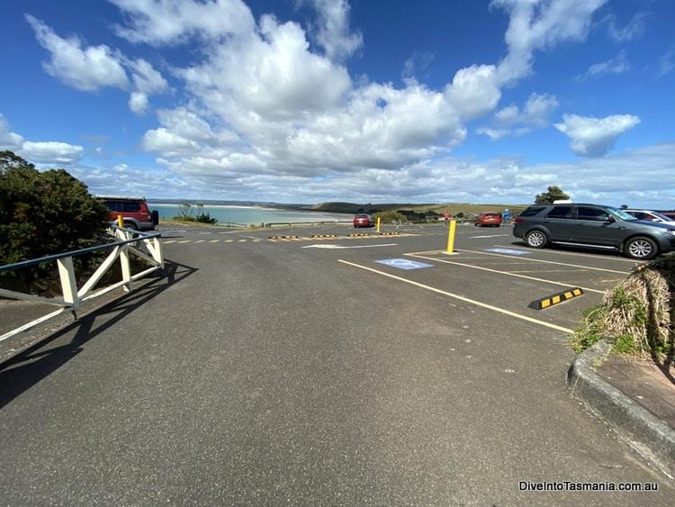 The Nut Stanley car park