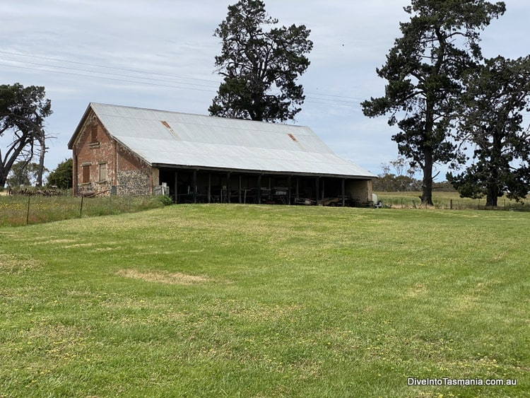 Woolmers Estate Cart Shed and Farm Stables