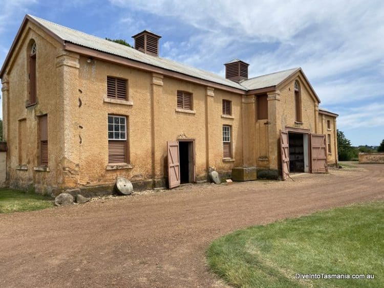 Woolmers Estate Coach House and Stables